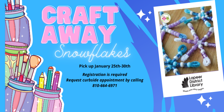 Snowflake Craft Away