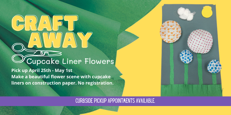 Craft Away - Cupcake Liner Flowers