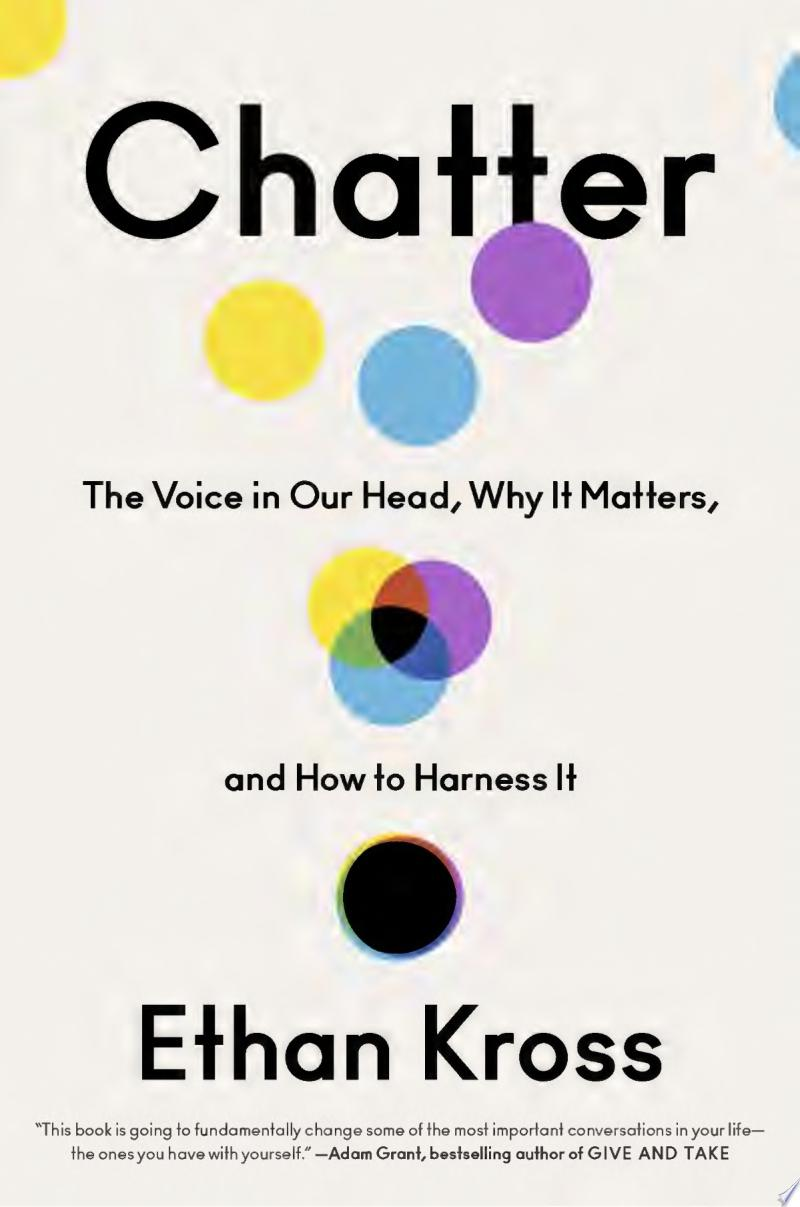"Image for ""Chatter"""