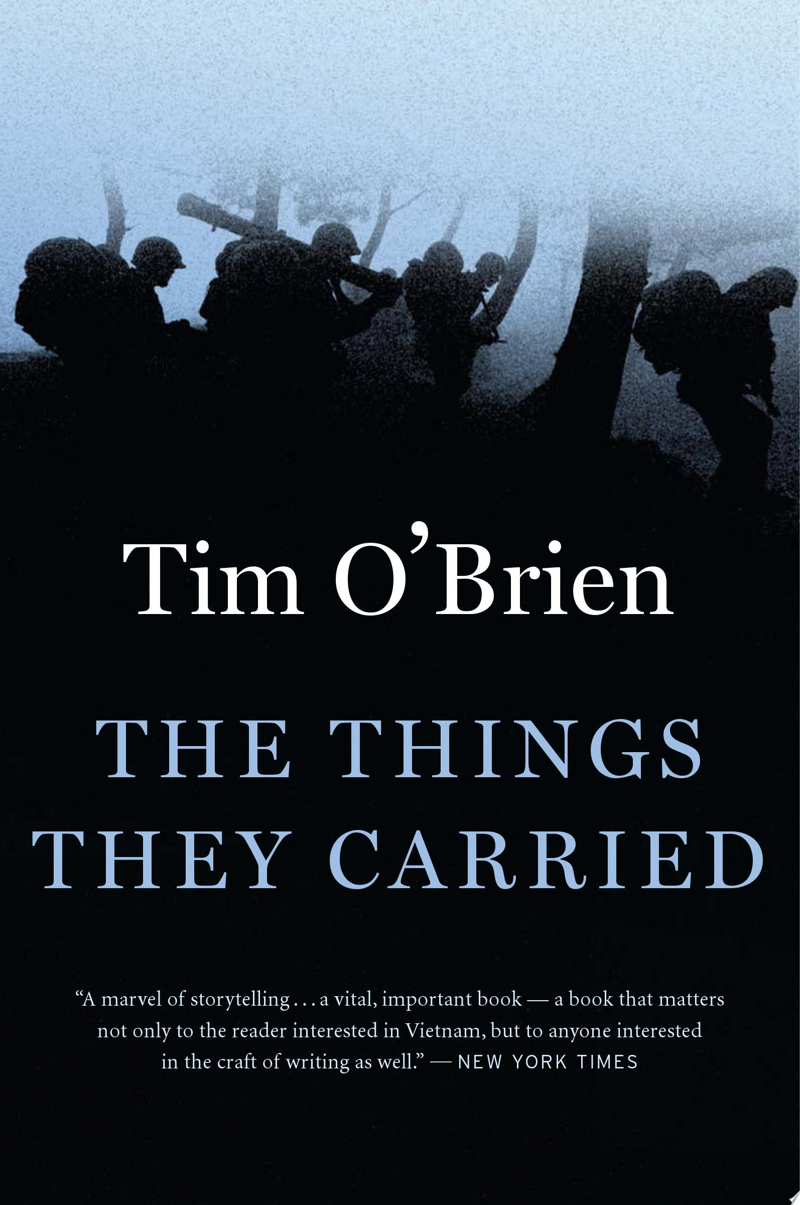 "Image for ""The Things They Carried"""