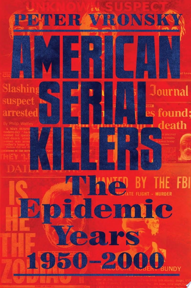 "Image for ""American Serial Killers"""