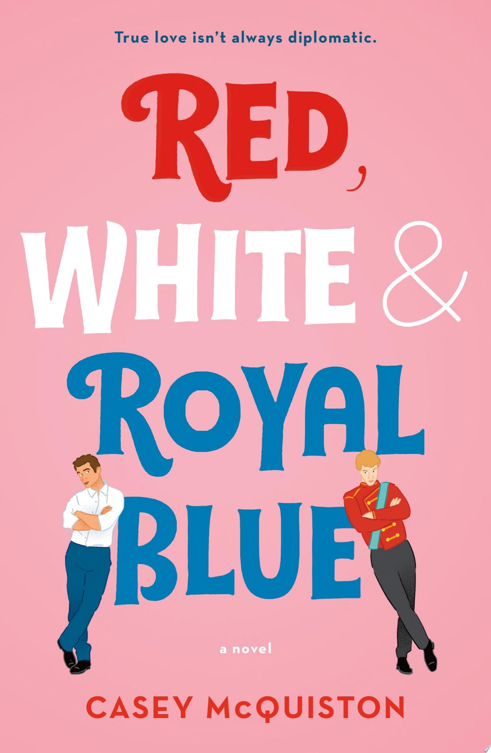 "Image for ""Red, White & Royal Blue"""