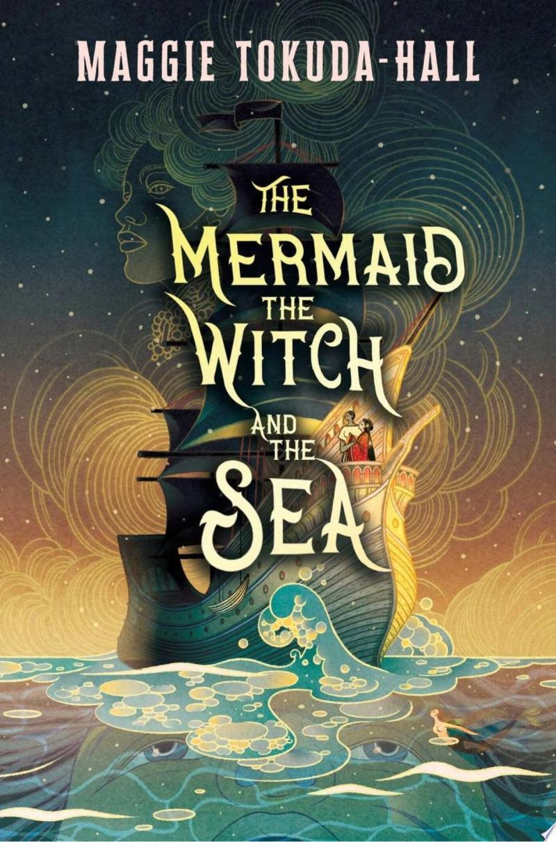 "Image for ""The Mermaid, the Witch, and the Sea"""