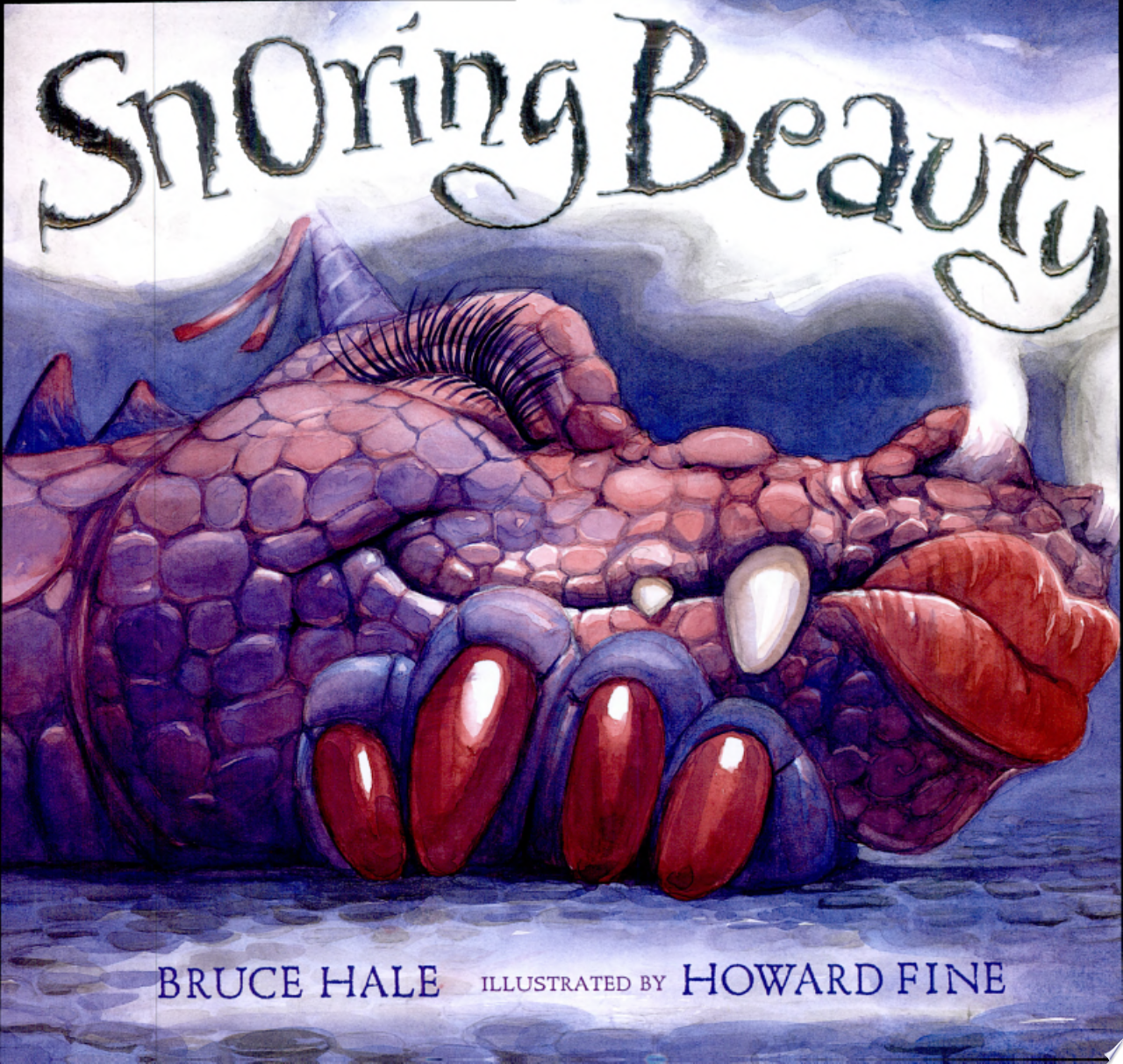 "Image for ""Snoring Beauty"""