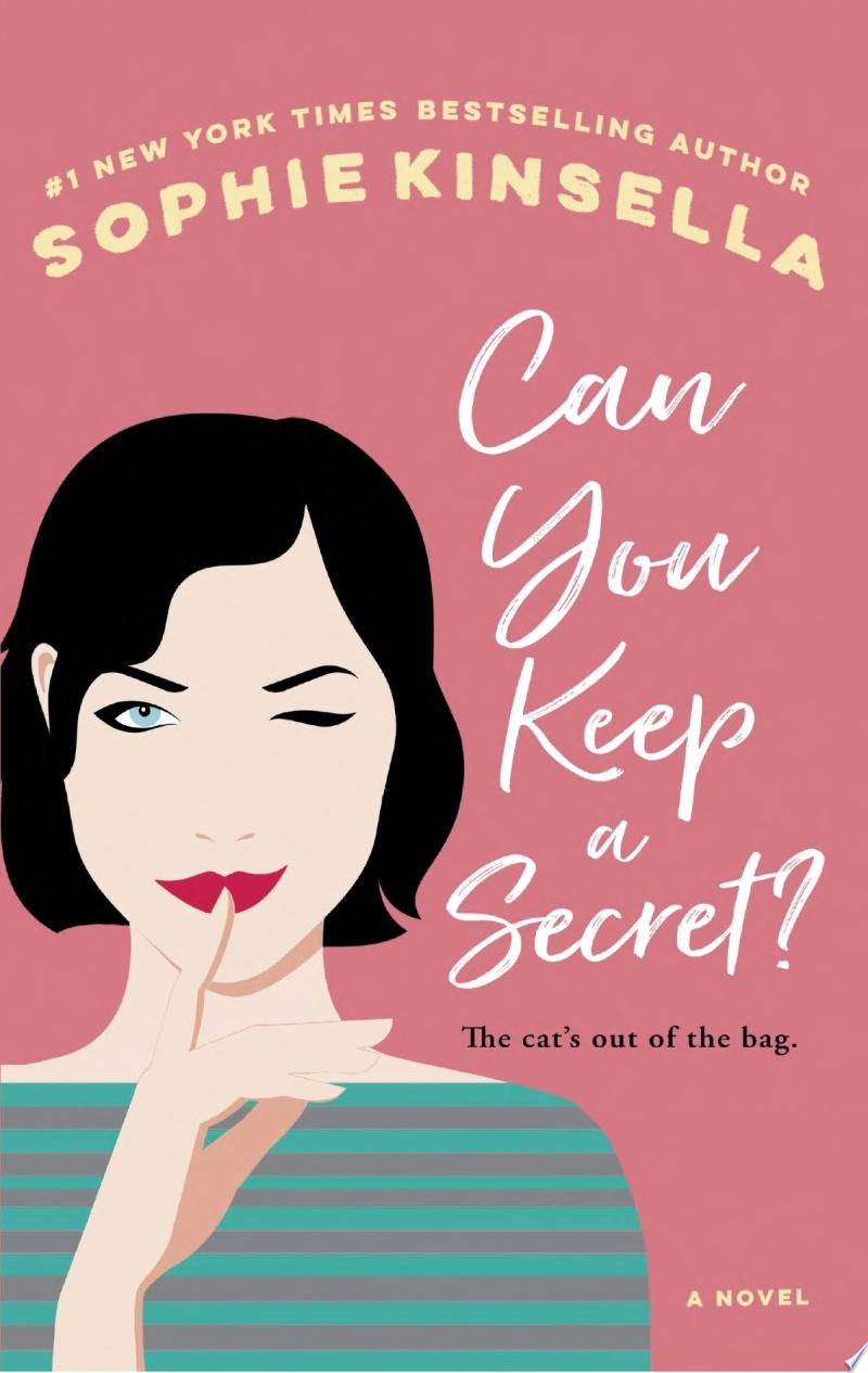 "Image for ""Can You Keep a Secret?"""