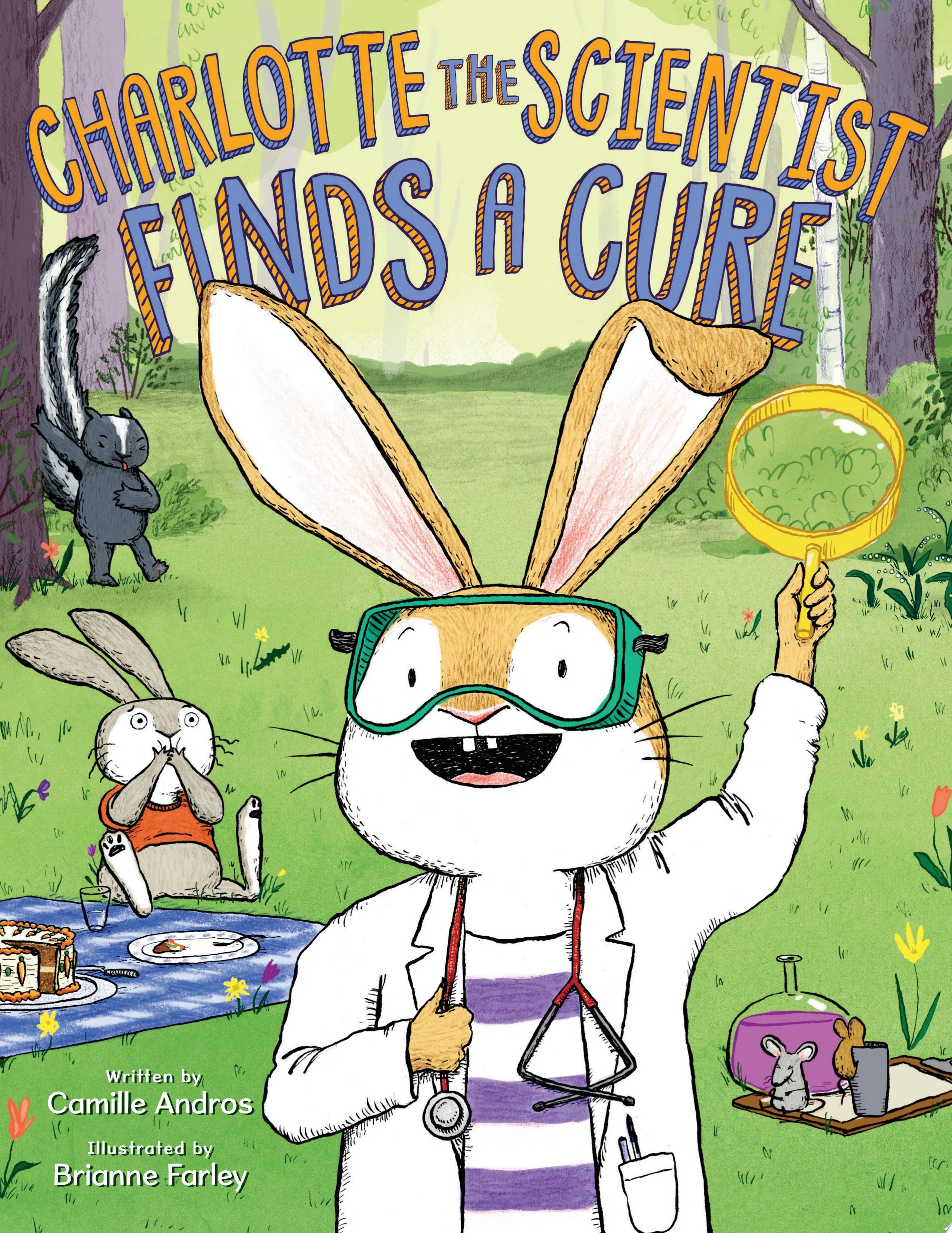 "Image for ""Charlotte the Scientist Finds a Cure"""