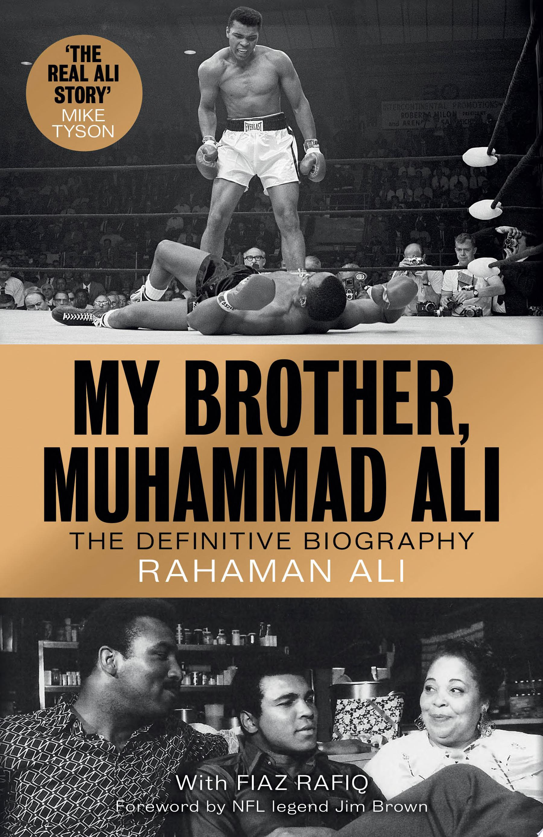"Image for ""My Brother, Muhammad Ali"""