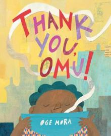 Thank you Omu Book Cover