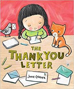 The Thank You Letter Cover