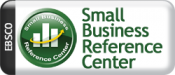 Small Business Reference Center logo button
